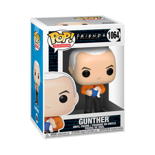 Funko Pop! Television: Friends – Gunther