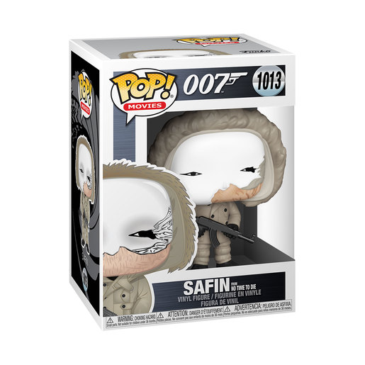 Funko Pop! Movies: James Bond - Safin