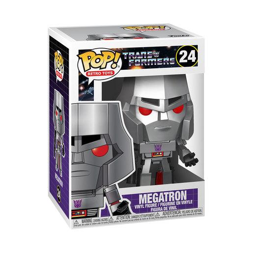 Funko Pop! Vinyl: Transformers �?? Megatron