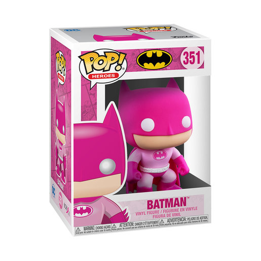 Funko Pop! Heroes: Breast Cancer Awareness - Batman