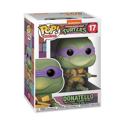 Funko Pop! Vinyl: TMNT -Donatello