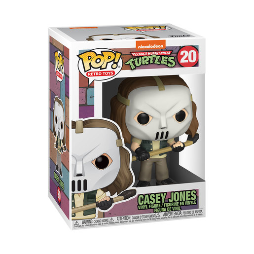 Funko Pop! Vinyl: TMNT - Casey Jones