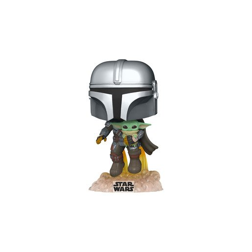 Funko Pop! Star Wars: The Mandalorian with Jetpack