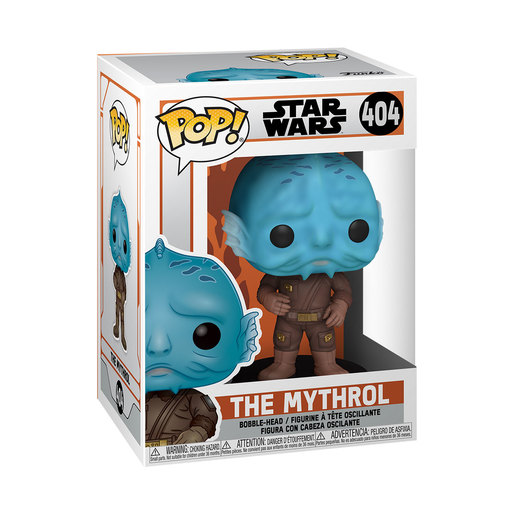 Funko Pop! Star Wars: The Mandalorian - The Mythrol