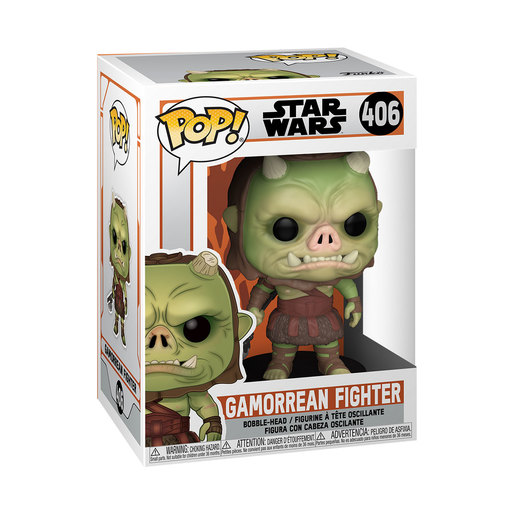 Funko Pop! Star Wars: Gamorrean Fighter