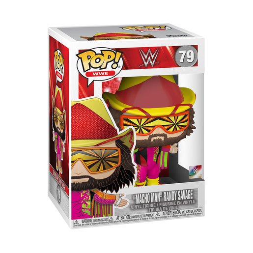 Funko Pop! WWE – Macho Man Randy Savage