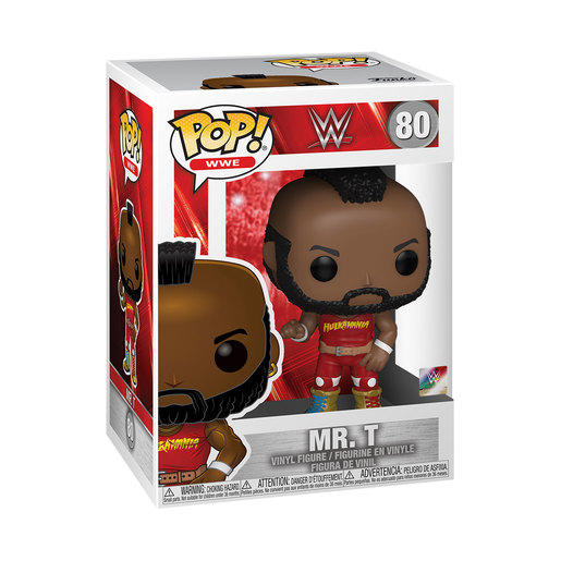 Funko Pop! WWE – Mr T