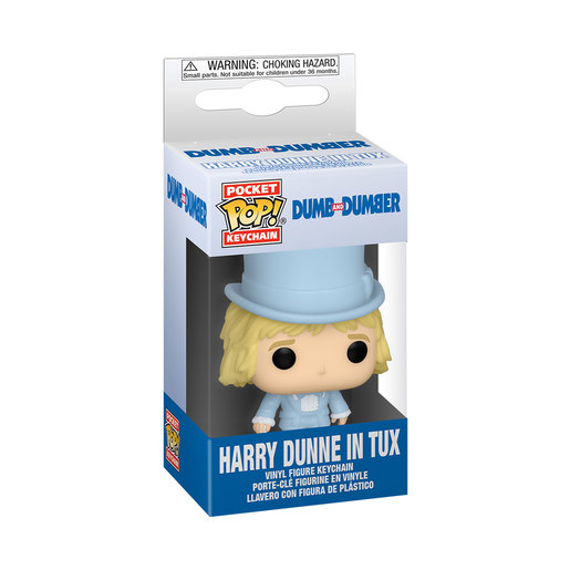 Funko Pop! Keychain: Dumb & Dumber – Harry in a Tux
