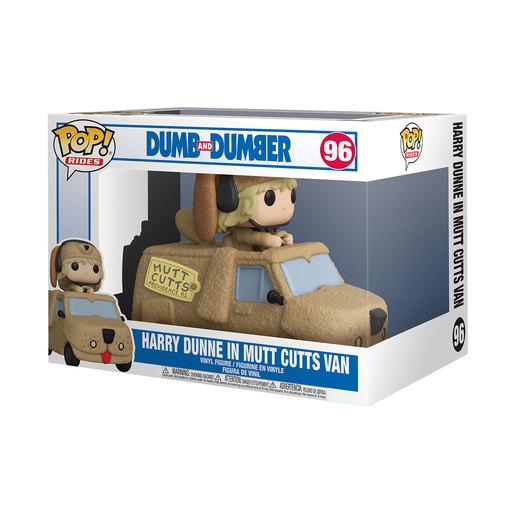 Funko Pop! Movies: Dumb & Dumber - Harry with Mutts Cuts Van
