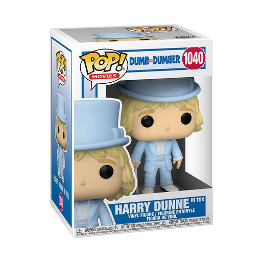 Funko Pop! Movies: Dumb & Dumber - Harry In a Tux (Styles Vary)