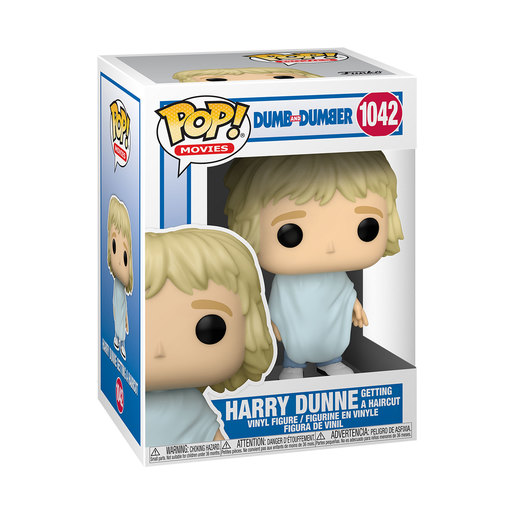 Funko Pop! Movies: Dumb & Dumber - Hair Cut Harry