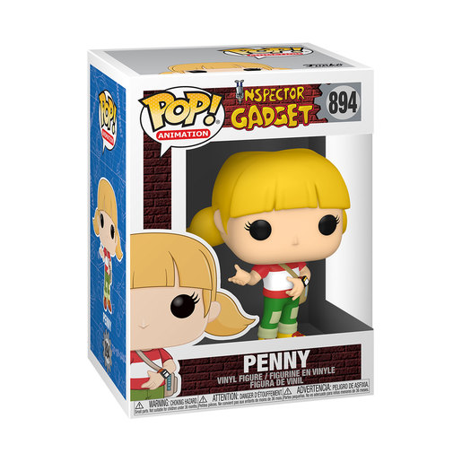 Funko Pop! Animation: Inspector Gadget – Penny
