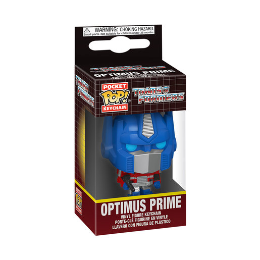 Funko Pop! Keychain: Transformers – Optimus Prime