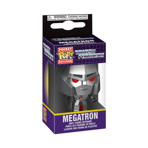 Funko Pop! Keychain:Transformers- Megatron