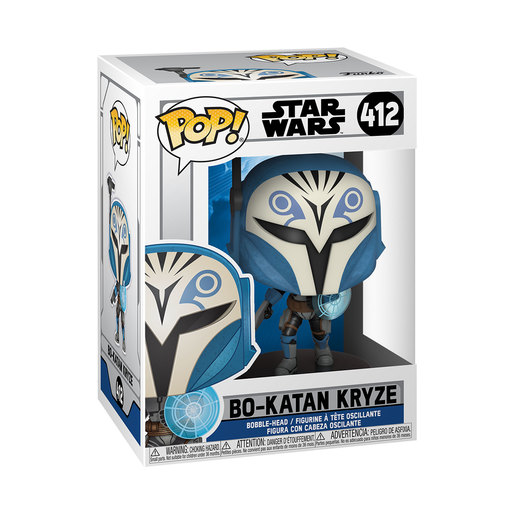 Funko Pop! Star Wars: Clone Wars – Bo-Katan