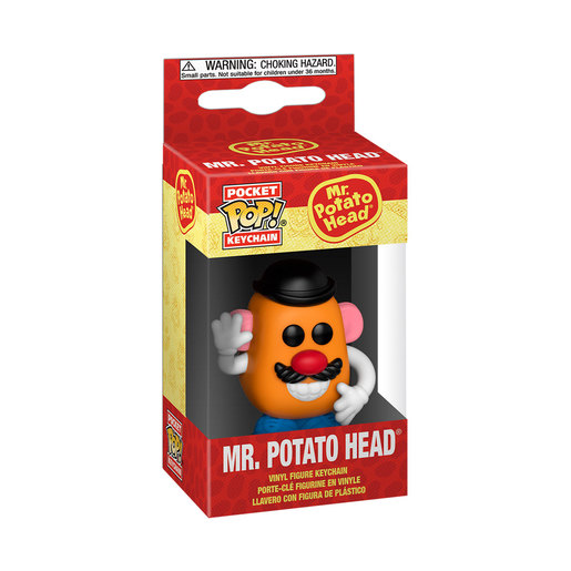 Funko Pop! Keychain: Hasbro - Mr. Potato Head