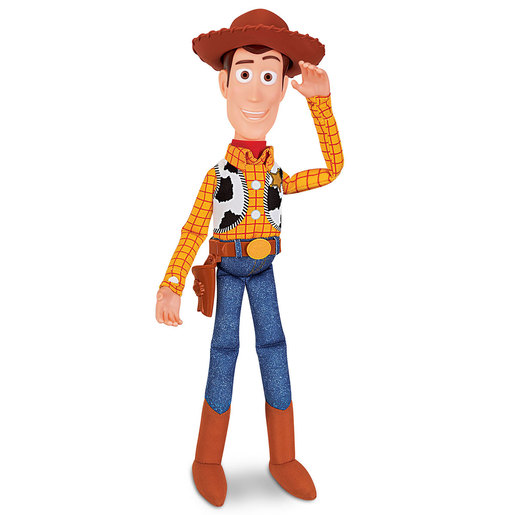 Disney Pixar Toy Story 4 Talking Action Figure - Woody