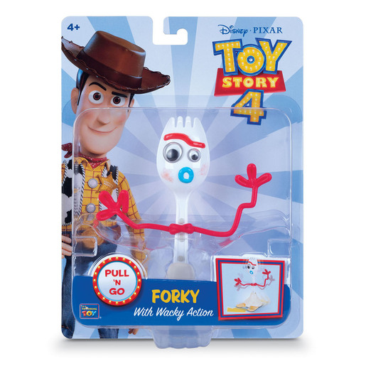 Toy Story -  Pull'n'Go Forky