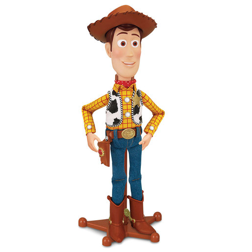 Disney Pixar Toy Story 4 Collection Figure - Woody The Sheriff