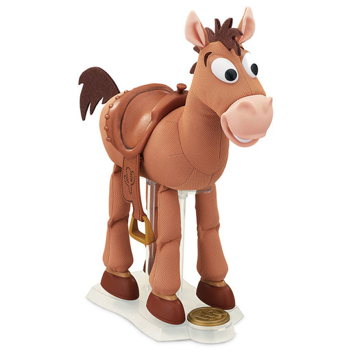 Disney Pixar Toy Story 4 Collection Figure - Woody's Horse Bullseye