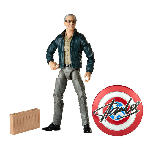 Marvel Legends Series 15cm Figure - Stan Lee
