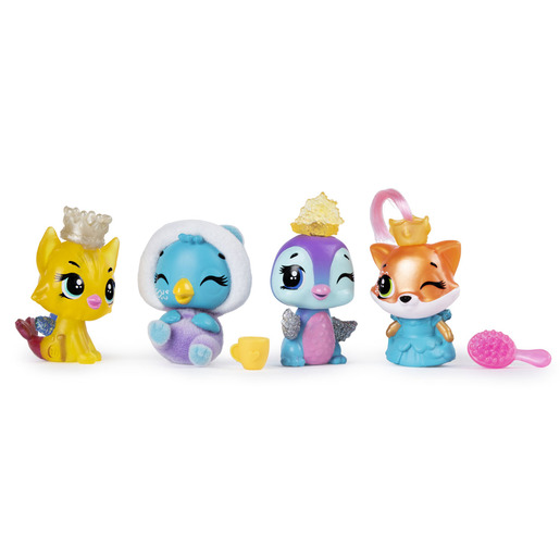 Hatchimals CollEGGtibles The Royal Hatch - Royal Multipack (Styles Vary)