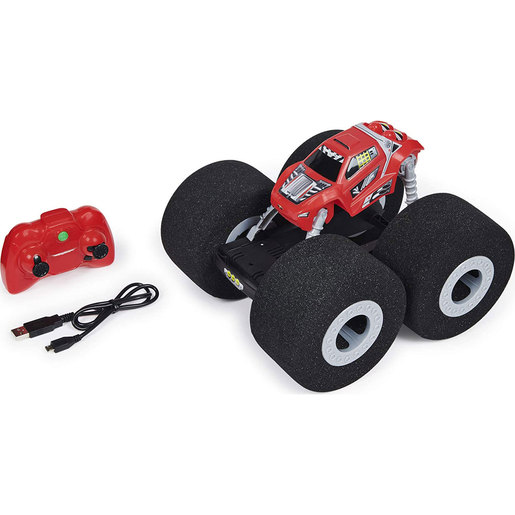 Air Hogs Super Soft Stunt Shot Remote Control Car