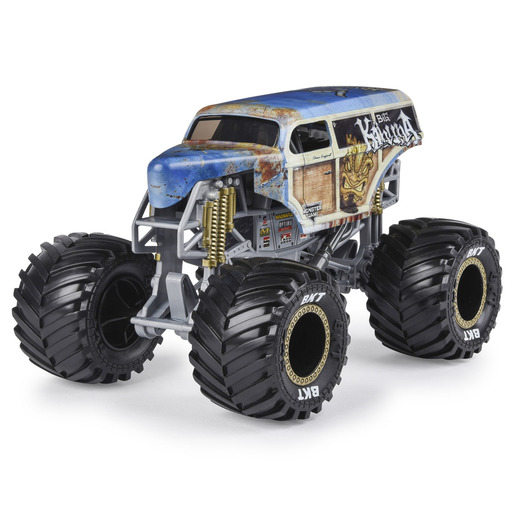 Monster Jam 1:24 True Metal Monster Truck - Big Kahuna