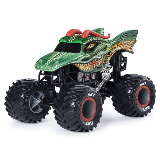 Monster Jam 1:24 True Metal Monster Truck - Dragon