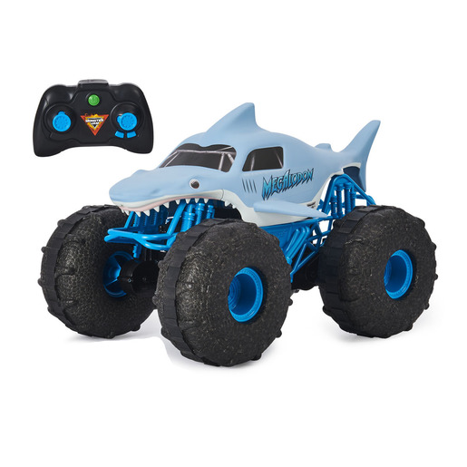 Monster Jam Megalodon Thrasher Vehicle