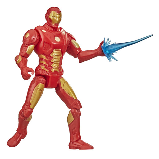 Marvel Gamerverse Iron Man Overclock Figure
