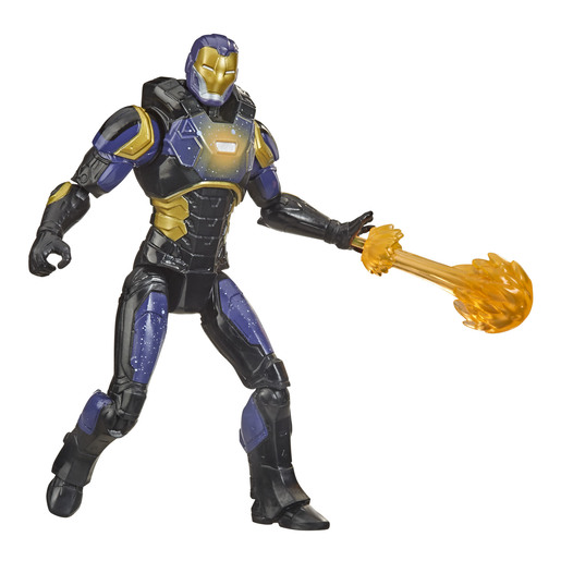 Marvel Gamerverse Iron Man Orion Figure