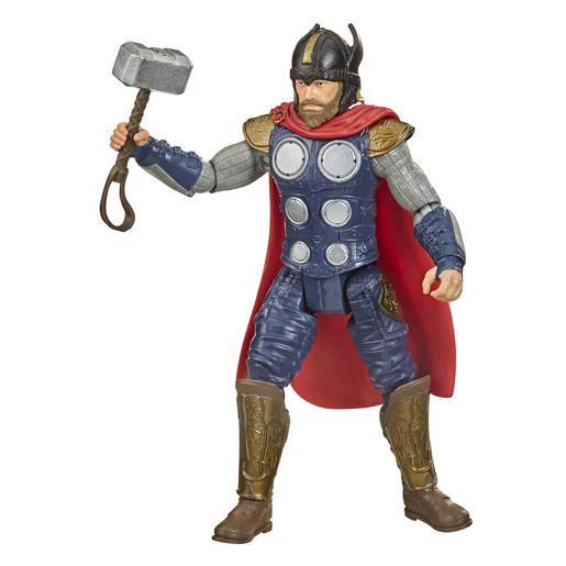 Marvel Gamerverse Thor War Cry Figure