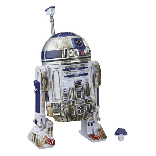 Star Wars The Black Series The Empire Strikes Back 40th Anniversary - Artoo-detoo R2-D2 Dagobah Figure