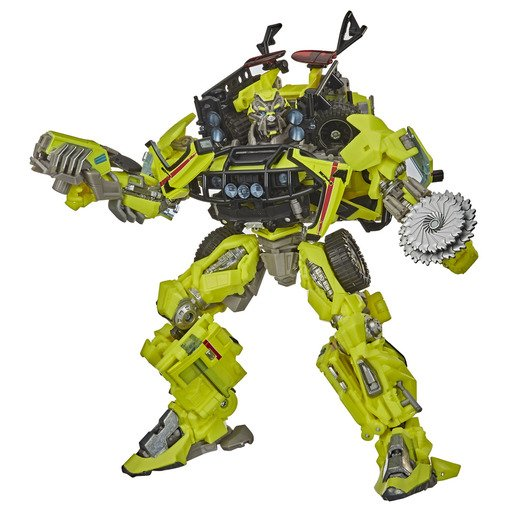 Transformers Movie Masterpiece Series: MPM-11 Autobot Ratchet Figure