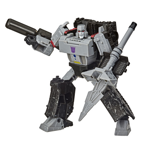 Transformers Generations War for Cybertron: Earthrise Voyager WFC-E38 Megatron Figure