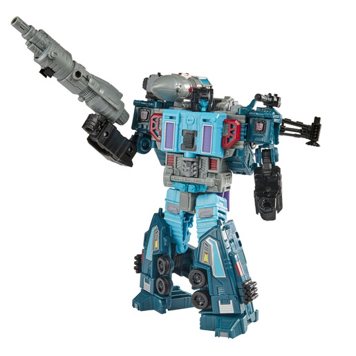 Transformers Generations War for Cybertron: Earthrise Voyager WFC-E23 Doubledealer Figure