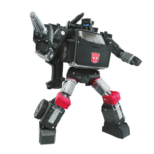 Transformers Generations War for Cybertron: Earthrise Deluxe WFC-E34 Trailbreaker Figure