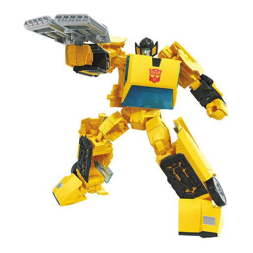 Transformers Generations War for Cybertron: Earthrise Deluxe WFC-E36 Sunstreaker Figure