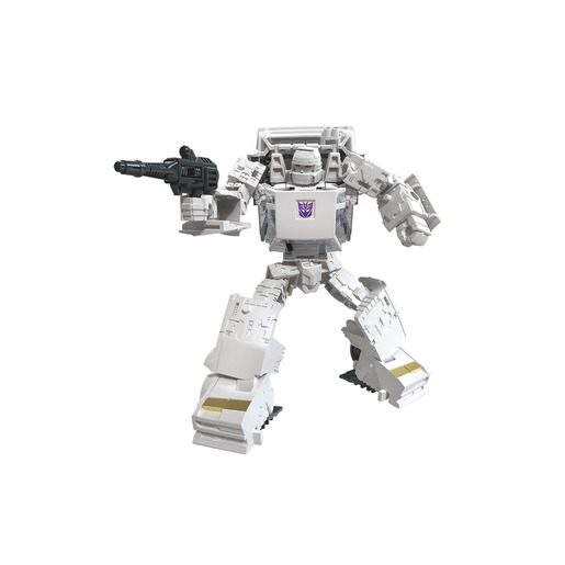 Transformers Generations War for Cybertron: Earthrise Deluxe WFC-E37 Runamuck Figure