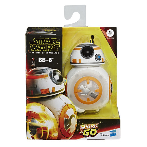 Star Wars Spark and Go: The Rise of Skywalker - BB-8
