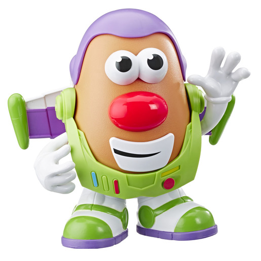 Disney Pixar Toy Story 4 Mr Potato Head Figure - Buzz Lightyear
