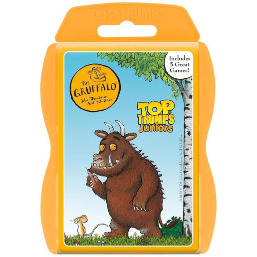 Top Trumps Gruffalo Card Game
