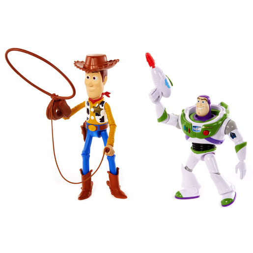 Disney Pixar Toy Story 4 - Woody And Buzz Lightyear