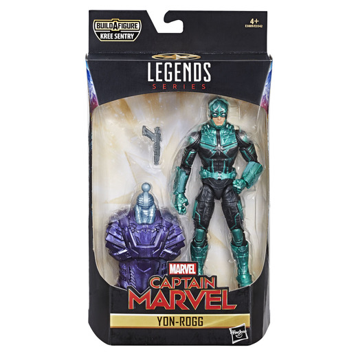 Marvel Legends Series - Captain Marvel Yon-Rogg