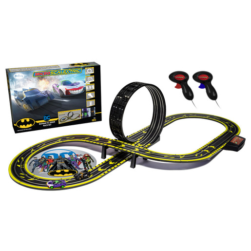 Scalextric Batman vs Joker Race Set