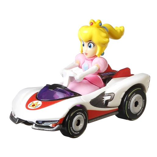 Hot Wheels Mario Kart - Peach
