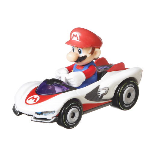 Hot Wheels Mario Kart - Mario