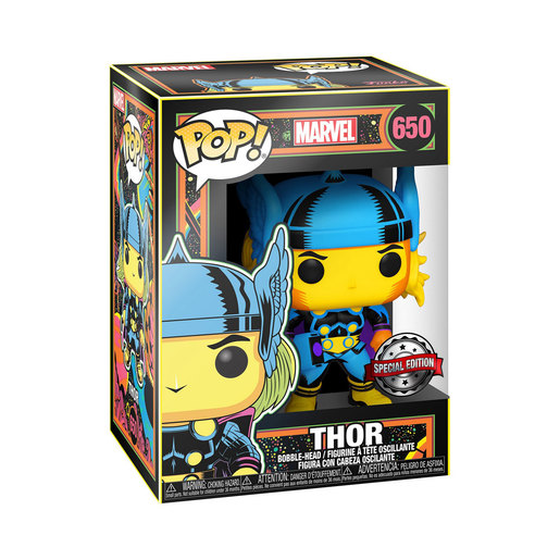 Funko Pop! Marvel : Bobble-Head - Thor