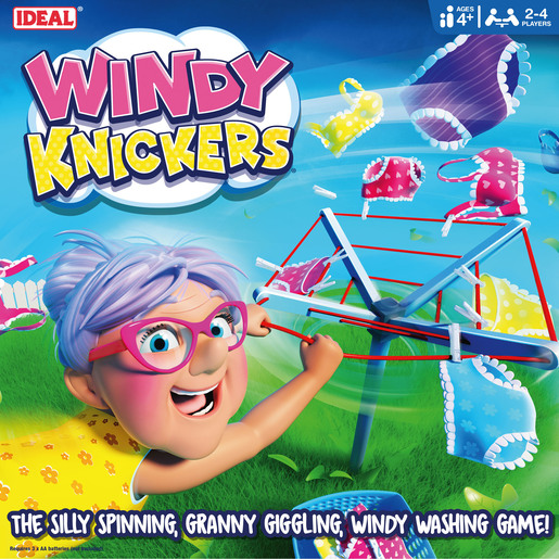 Windy Knickers Game from TheToyShop